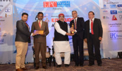 Award at EPC